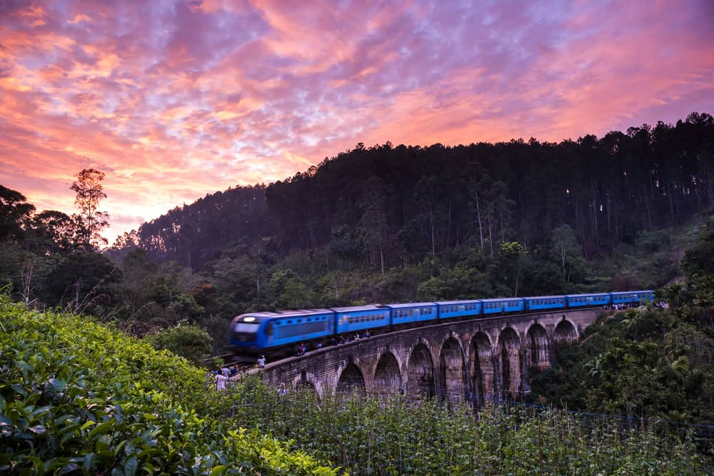 Nine Arch Bridge – Ella Sri Lanka